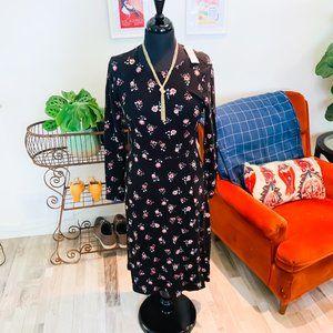 🆕🍁 Loft | Autumn Boho Dress